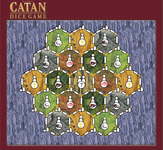 Catan Dice Game XXL Variant