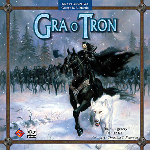 Gra o tron (first edition)