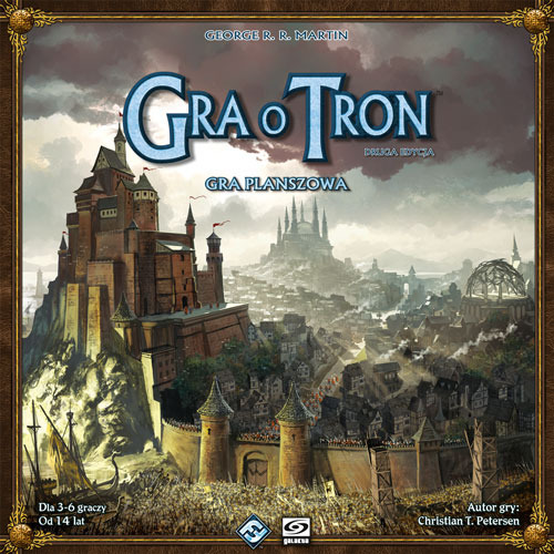 Gra o Tron (Second Edition)