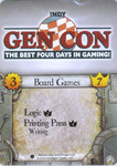 Legacy: Gears of Time - GenCon Indy Promo Card