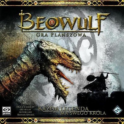 Beowulf The Movie - Gra planszowa