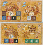Blue Moon City: Expansion Tile Sets 1 & 2