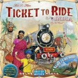 Ticket to Ride: Indie/ Szwajcaria