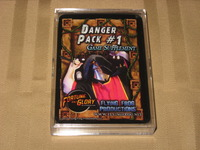 Fortune and Glory: Danger Pack 1 Supplement
