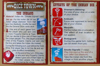 Dice Town: The Indians