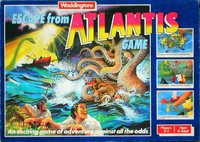 Escape from Atlantis
