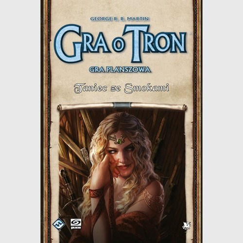 Gra o Tron (Second Edition) - Taniec ze smokami