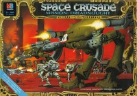 Space Crusade: Mission Dreadnought
