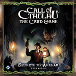 Call of Cthulhu: The Card Game - Secrets of Arkham