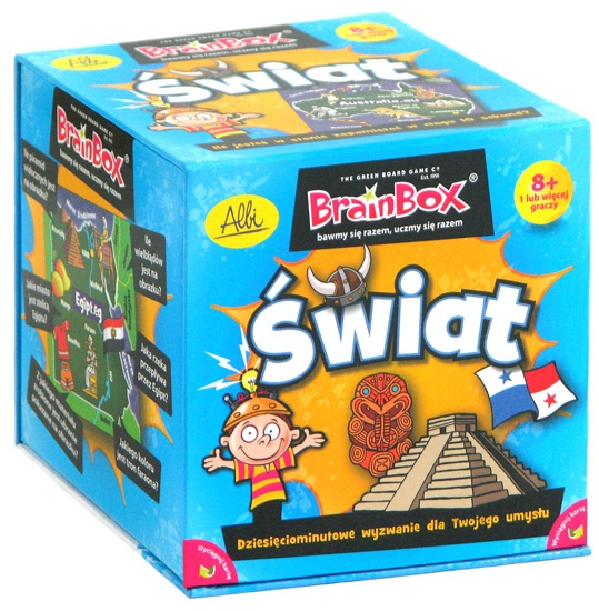 BrainBox: Świat