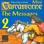 Carcassonne Mini - #2 Kurierzy