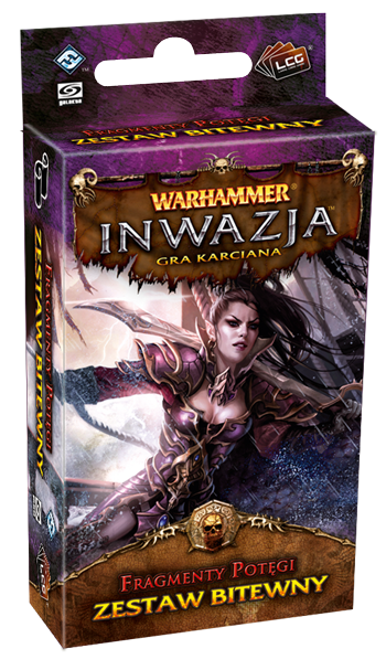 Warhammer: Invasion - Fragments of Power